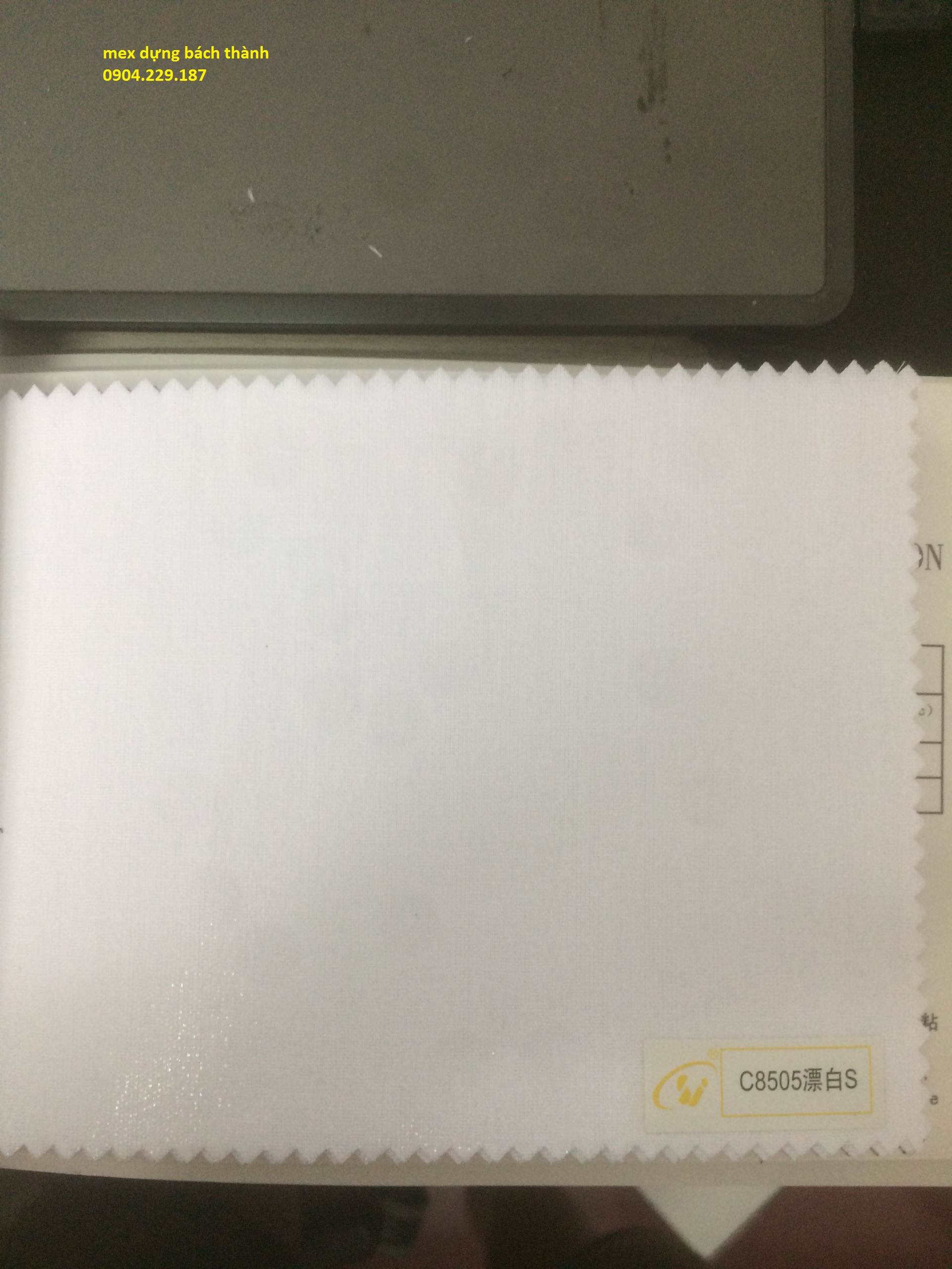 KEODUNG VẢI C8505